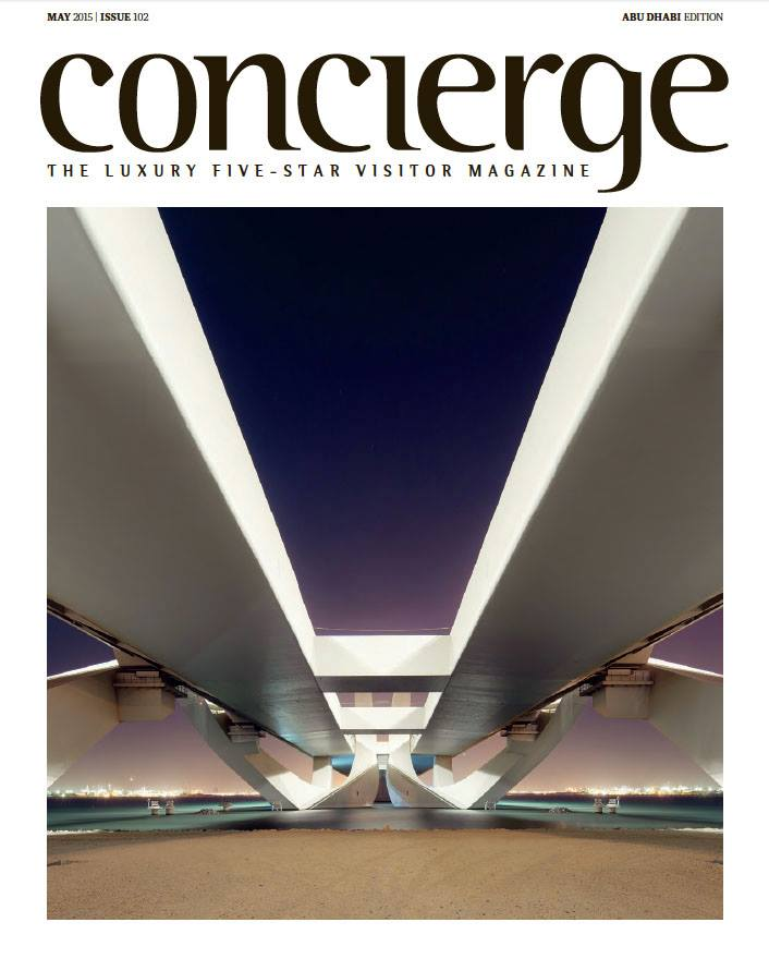 Concierge The Luxury Five Star Visitor Magazine